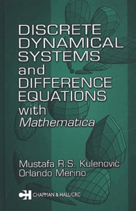 Discrete Dynamical and Difference Equations with Mathematica - Orlando Merino |