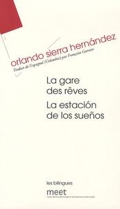 Histoiresdenlire.be La Gare des rêves - Edition bilingue français-espagnol Image