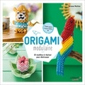 Orlane Mulliez - Origami modulaire - 20 modèles à réaliser pour déstresser.