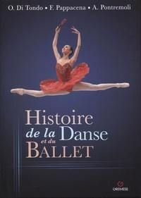 Ornella Di Tondo et Flavia Pappacena - Histoire de la danse et du ballet.