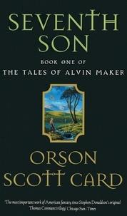 Orson Scott Card - Seventh Son.
