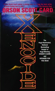 Orson Scott Card - Xenocide - Ender Saga 3.