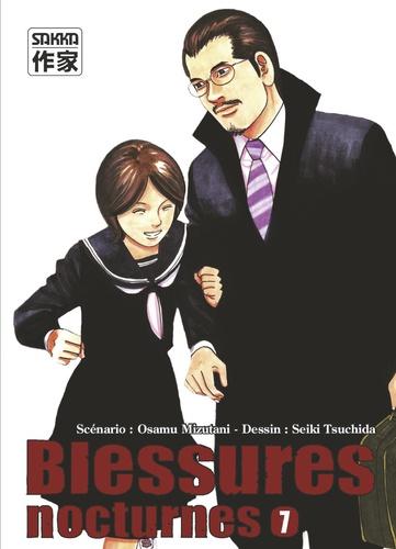 Osamu Mizutani et Seiki Tsuchida - Blessures nocturnes Tome 7 : .