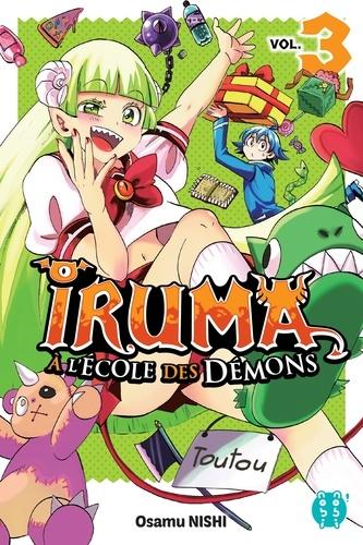 Iruma à l'école des démons T03