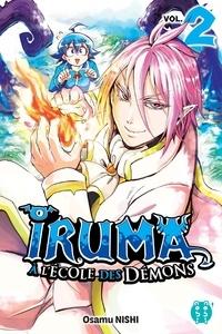 Osamu Nishi - Iruma à l'école des démons Tome 2 : .