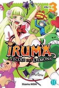 Osamu Nishi - Iruma à l'école des démons Tome 3 : .