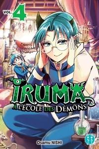 Osamu Nishi - Iruma à l'école des démons Tome 4 : .
