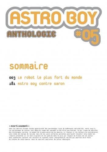 Astroboy Tome 5