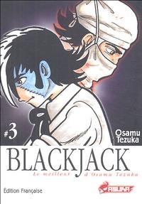 Osamu Tezuka - Blackjack Tome 3 : .