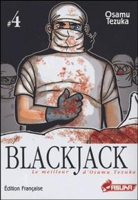 Osamu Tezuka - Blackjack Tome 4 : .