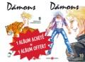 Osamu Tezuka et Hideyuki Yonehara - Dämons  : Pack 2 volumes : Tomes 9 et 10.