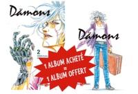 Osamu Tezuka - Dämons Tome 1 et 2 : Pack 2 volumes.
