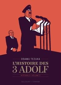 Osamu Tezuka - L'histoire des 3 Adolf Intégrale Tome 2 : .