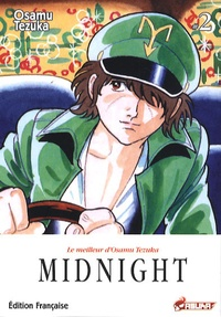 Osamu Tezuka - Midnight Tome 2 : .