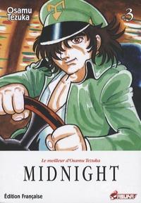 Osamu Tezuka - Midnight Tome 3 : .