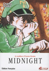 Osamu Tezuka - Midnight Tome 4 : .