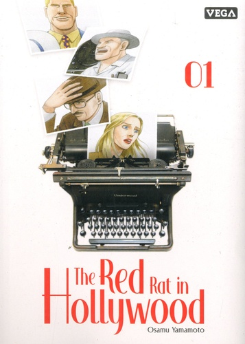 Osamu Yamamoto - The Red Rat In Hollywood Tome 1 : The red rat in Hollywood.