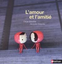 Histoiresdenlire.be L'amour et l'amitié Image