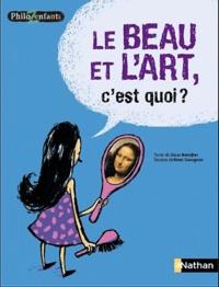 Oscar Brenifier - Le beau et l'art c'est quoi ?.