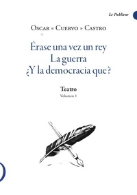 Oscar Castro - Teatro - Volumen1.
