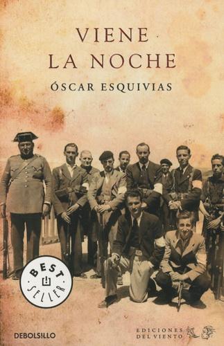 Oscar Esquivias - Viene la Noche.