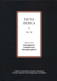 Galabria.be Fauna ibérica - Volumen 38: Mollusca: Solenogastres, Caudofoveata, Monoplacophora Image