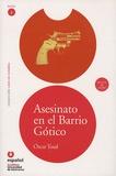 Oscar Tosal - Asesinato en el Barrio Gotico. 1 CD audio