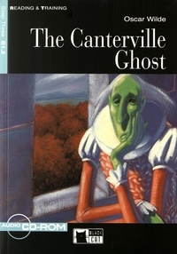 Oscar Wilde - The Canterville Ghost - B1,2. 1 CD audio