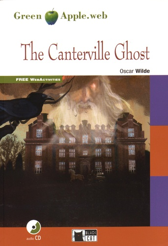 The Canterville Ghost  avec 1 CD audio