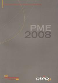 OSEO - PME 2008 - Rapport OSEO qur l'évolution des PME.