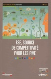 OSEO - RSE, source de compétitivité pour les PME.