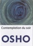 Osho - Contemplation du soir.