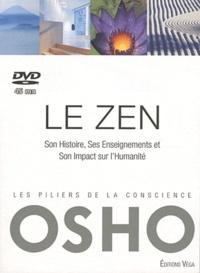 Osho - Zen - Son histoire, ses enseignements et son impact sur l'humanité. 1 DVD
