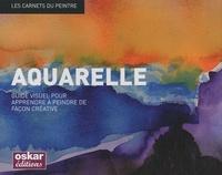 Oskar - Aquarelle - Guide visuel pour apprendre à peindre de façon créative.