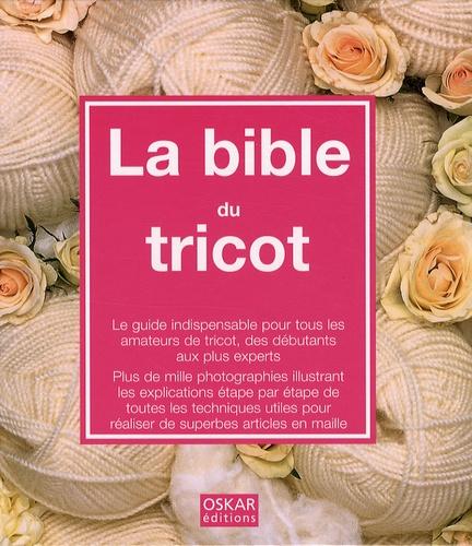 Oskar - La bible du tricot.