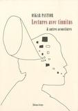 Oskar Pastior - Lectures avec tinnitus & autres acoustiures.