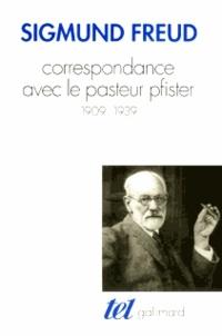Oskar Pfister et Sigmund Freud - .