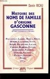 Osmin Ricau - Histoire des noms de famille d'origine gasconne.