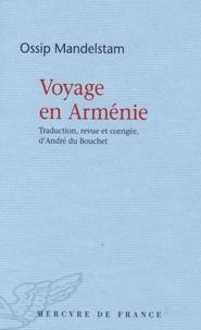 Livres mp3 téléchargeables gratuitement Voyage en Arménie (Litterature Francaise) par Ossip Mandelstam