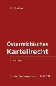 Österreichisches Kartellrecht.