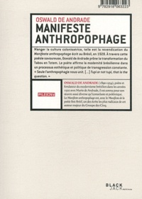 Oswald de Andrade et Suely Rolnik - Manifeste anthropophage - Anthropophagie zombie.