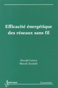 Efficacité énergétique des réseaux sans fil - Oswald Jumira |