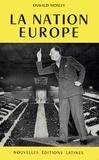 Oswald Mosley - La Nation Europe.