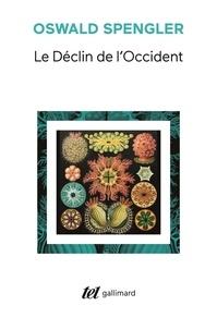 Oswald Spengler - Le déclin de l'Occident - Coffret en 2 volumes : Esquisse d'une morphologie de l'histoire universelle, Tomes 1 et 2.