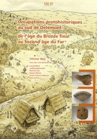 Othmar Wey - Occupations protohistoriques au sud de Delémont : de l'Age du Bronze final au Second Age du Fer.