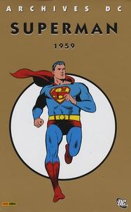 Otto Binder - Superman  : 1959.