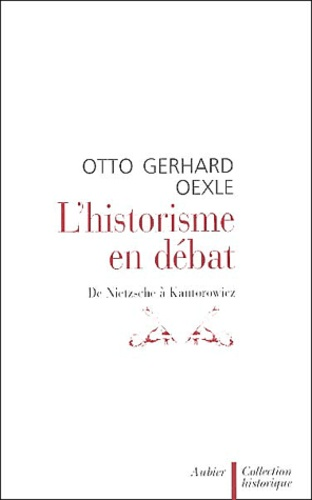 Otto Gerhard Oexle - .