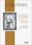 Otto-Hermann Pesch et Jean-Marie Van Cangh - Comment faire de la théologie aujourd'hui ? - Continuité et renouveau.