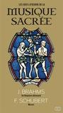 Otto Klemperer et Erich Leinsdorf - Johannes Brahms, Un Requiem allemand ; Franz Schubert, Messes. 2 CD audio