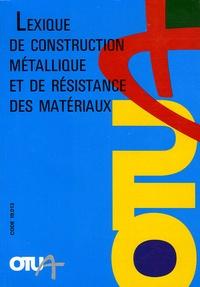 Lexique de construction métallique et de résistance des matériaux.pdf